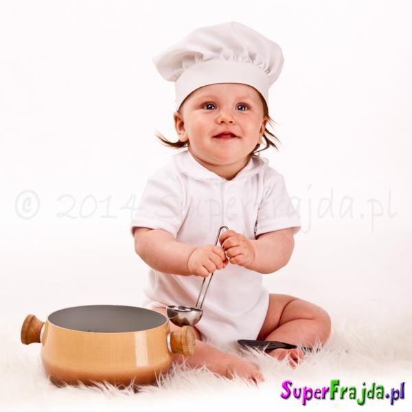 Maluszek kucharz
