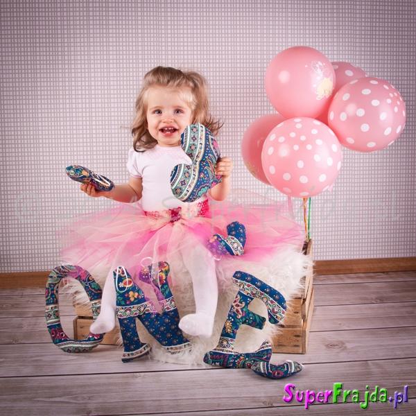 urodzinowa sesja na roczek